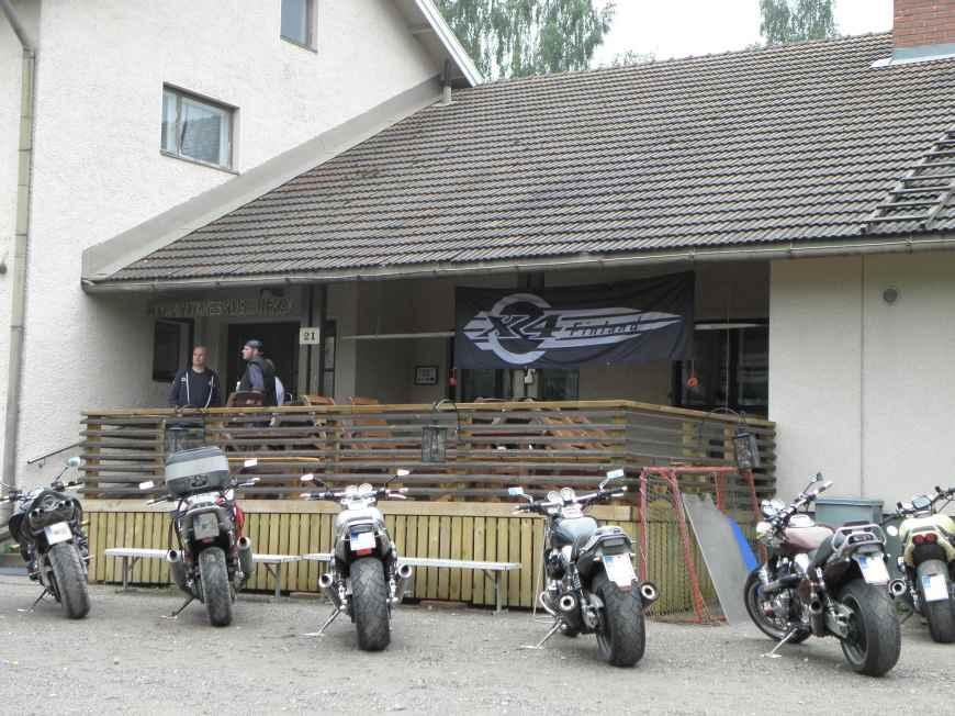 Tapahtumapaikka, kyläyhdistyksen toimintakeskus