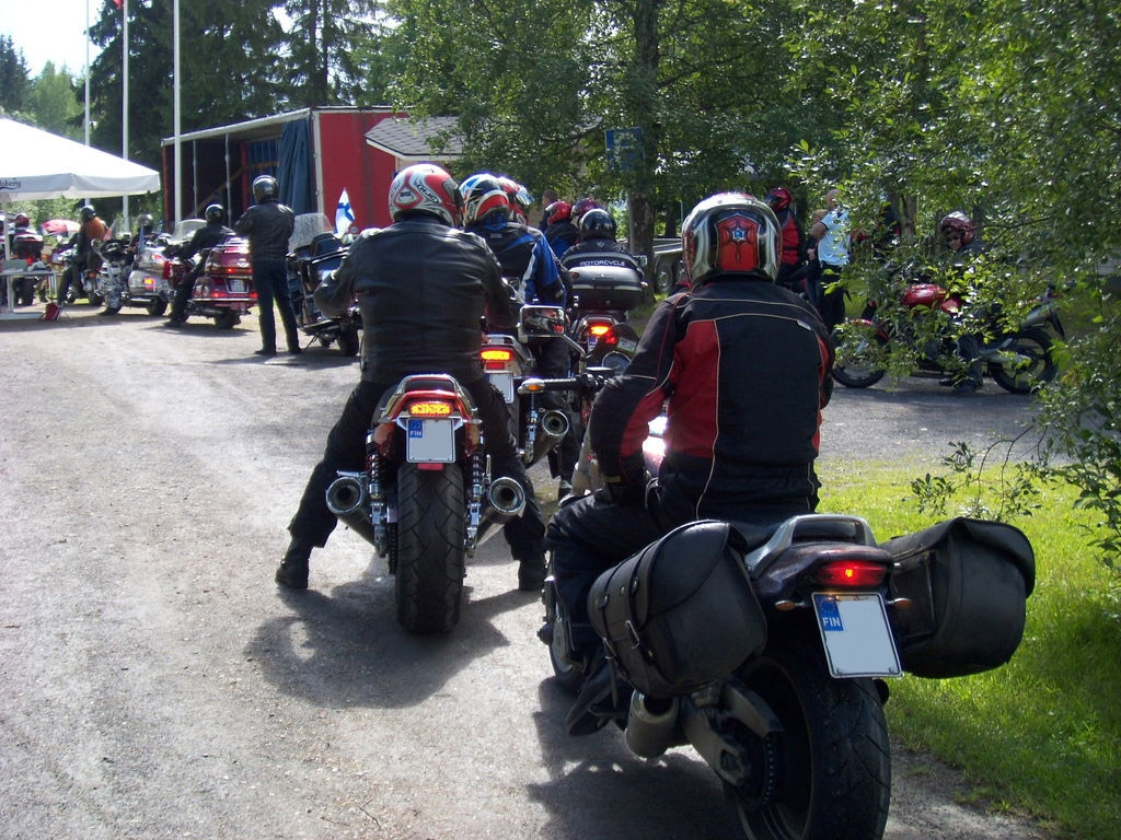 Honda riders of finland